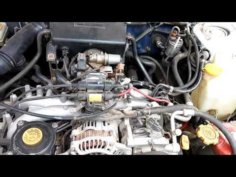1998 Subaru Impreza gc3 ej16 blown engine knock