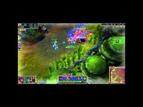 League Of Legends - Aatrox - Albert/Santi/Tony/Albert Diaz/Majomaximo