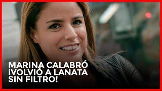 ¡Volvió Marina Calabró a Lanata sin Filtro!