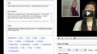 How to help Jennette McCurdy increase her YouTube Viewcounts
