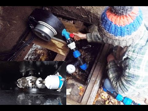 500 Kwh Off Grid Hydro Electric Pelton Turbine Update