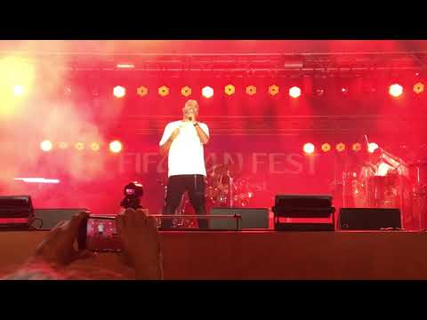 Arash - Boro Boro. Goalie Goalie feat. Nyusha, Pitbull & Blanko. Live Volgograd.