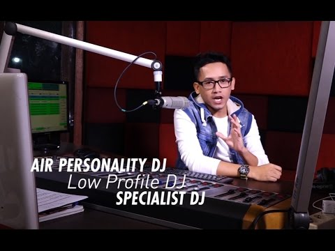DJ Arie - Lo Tipe Penyiar Radio Yang Mana? (Which Type Radio Broadcaster Are You?)