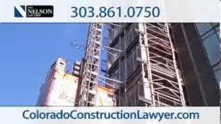 The Nelson Law Firm   Denver Commercial Building Defect Attorneys