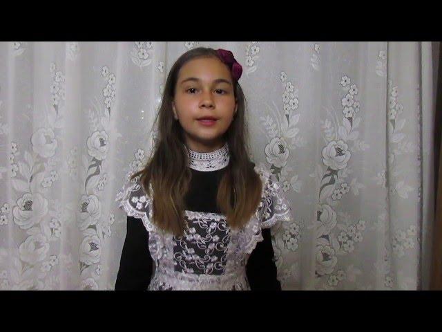 Изображение предпросмотра прочтения – АнастасияДемидова читает произведение «Руслан и Людмила» А.С.Пушкина