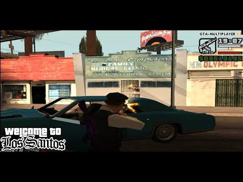 WTLS Updates #51 | SA-MP - Merryweather mercenaries and new garage in LS