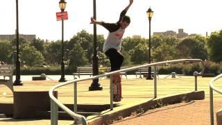 Zoo York x Concrete Skateboarding: NYC with Ian Twa