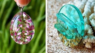 8 MOST Amazing DIY Ideas from Epoxy resin / Fancy resin ideas