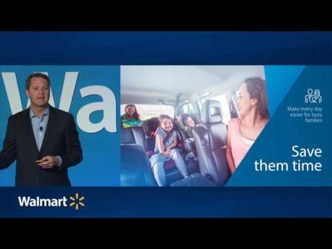 Walmart 2016 Investment Community Meeting