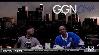 Snoop Dogg Asks 21 Savage 14 Questions | GGN CLASSIC