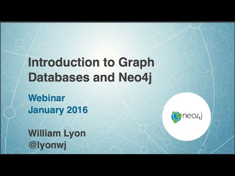 Intro to Graph Databases