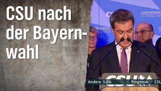 Nach der Bayernwahl: CSU – Veni, Vidi, Verlieri