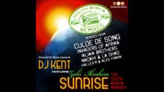 DJ Kent - Sunrise Feat.Zaki Ibrahim(Infected Soul Iklwa Voyage Remix)