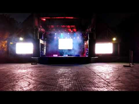 Freestate Beach Party 2017 #FSBP - Setup by Leborecords
