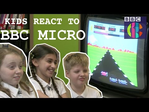 Kids React To BBC Micro - CBBC - Newsround