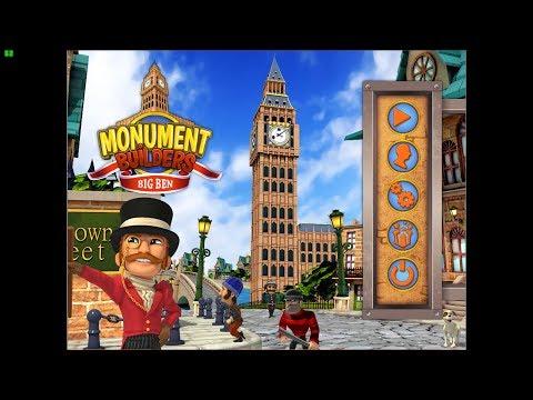 Monument Builders - Big Ben - Westminster Bridge Level 44 - Walkthrough