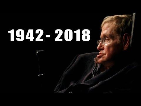 Au Revoir Stephen Hawking - DNDE #49