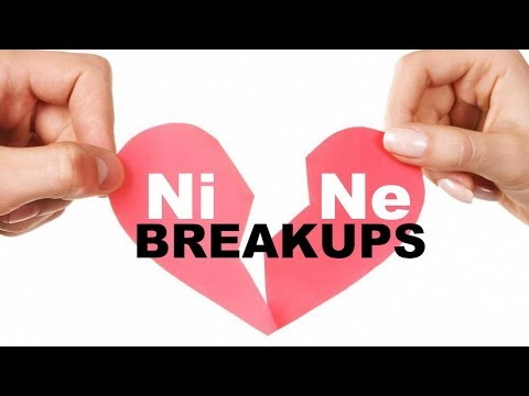 How INTJ and INFP Handle Breakups (Ni vs Ne)