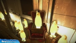 Deus Ex Mankind Divided - Gold Penguin Location (The Golden Rookery Trophy / Achievement Guide)