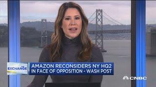 NY Gov. Cuomo: Amazon project will bring NY into tech economy