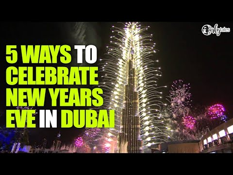5 Incredible Ways To Celebrate New Year Eve 2019 in Dubai | Curly Tales