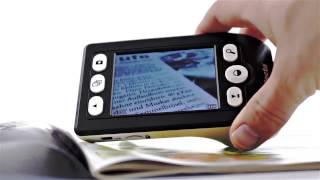 Produktvideo zu Mobile Lesehilfe Reflecta Digitale Lupe