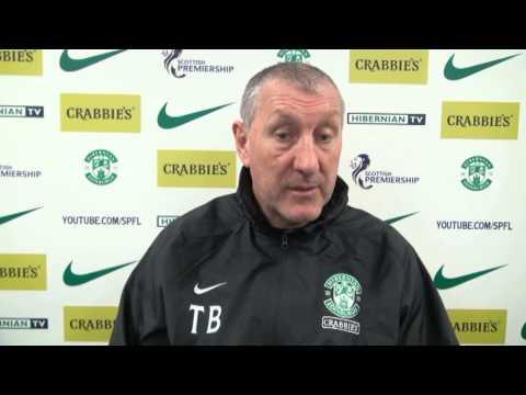 New: Terry Butcher Speaks to #HibernianTV