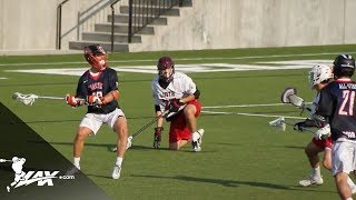 USILA D3 North vs South All Star Game | 2018 College Highlights