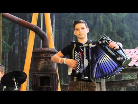 Jungen Tiroler Teufel - Oberkrainer Medley (Oude Bezetting)