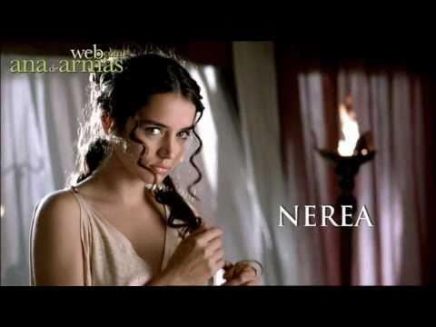 Ana de Armas. Anuncio de Hispania (Nerea y Paulo)