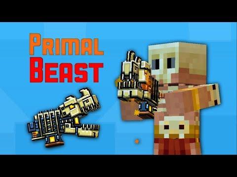 Primal Beast Review - Pixel Gun 3D [14.1.0]