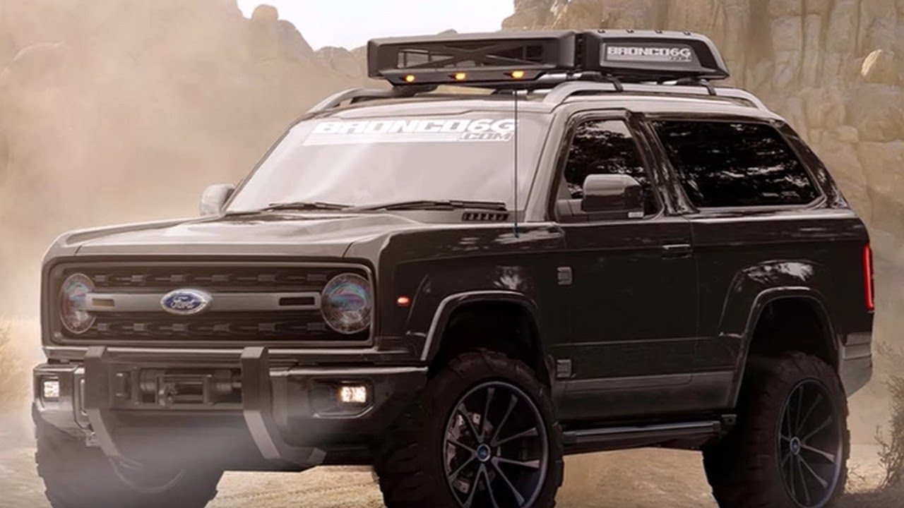 wow amazing    2020 ford bronco price