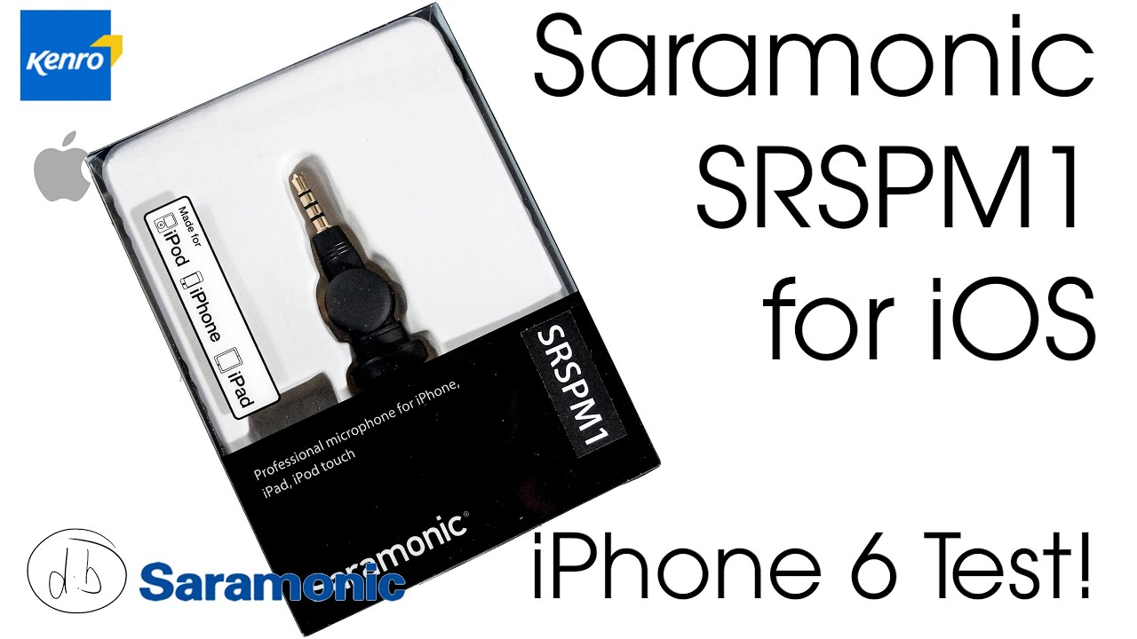 test microphone iphone