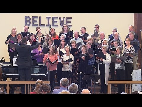 """Cantata of Praise"" by Immanuel Lutheran Church"