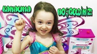 Oyuncak Avı YouTube Kanalıma Hoşgeldiniz - HERGÜN 3 VİDEO - Eğlenceli Çocuk Videosu