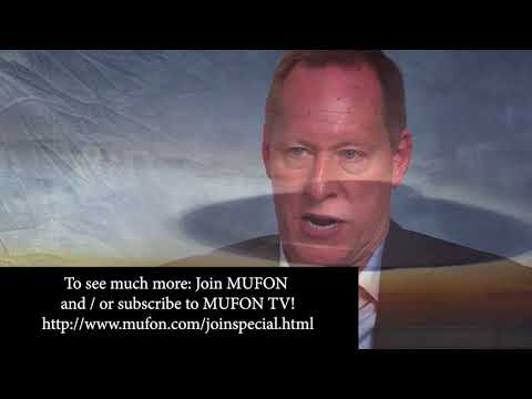 Ben Rich Lockheed Skunkworks Tells MUFON a Secret!