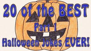 Halloween Jokes for Kids   Knock Knock Jokes   Funny Kids Jokes