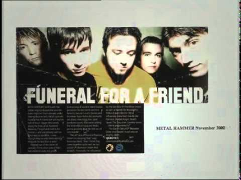 Funeral For a Friend - Band Interview