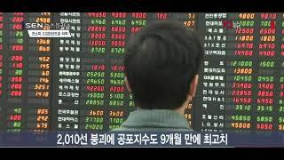 [서울경제TV] 코스피 2,020선으로 하락… 장중 2,0…
