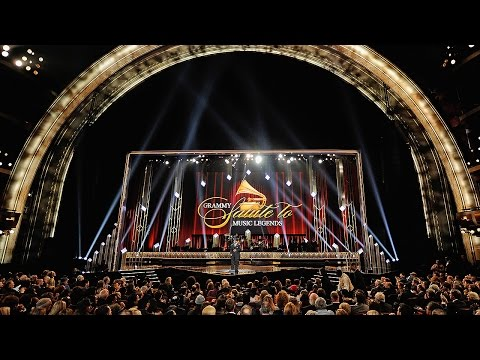 GRAMMY SALUTE TO MUSIC LEGENDS™: Promo