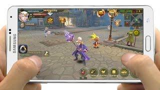 10 Mejores Juegos Nuevos RPG para Android 2014