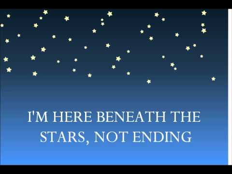 Kate Rusby - Underneath The Stars (with lyrics)