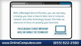 Online Computers Managed Service Provider