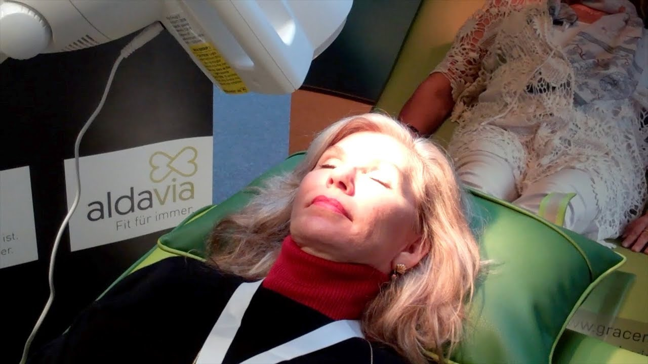 Vibrational Sound & Light Therapy: BRMI visits with gracent