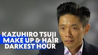 Kazuhiro Tsuji on Transforming Gary Oldman in to Winston Churchill Through Prosthetics