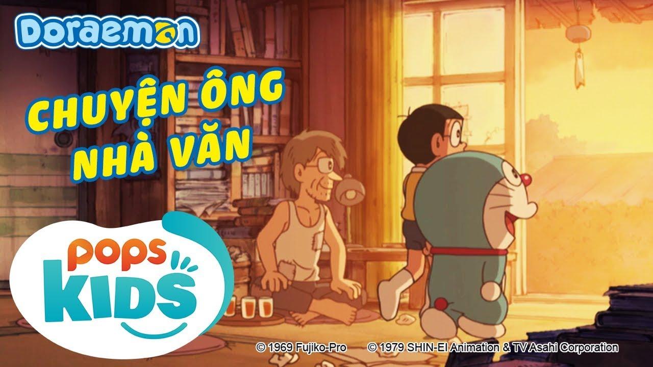 [S6] Doraemon Tập 303 - Trà Mạo Hiểm, Chuyện Ông Nhà Văn - Hoạt Hình Tiếng Việt