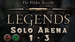 The Elder Scrolls: Legends - Solo Arena Run #1 - Part 3