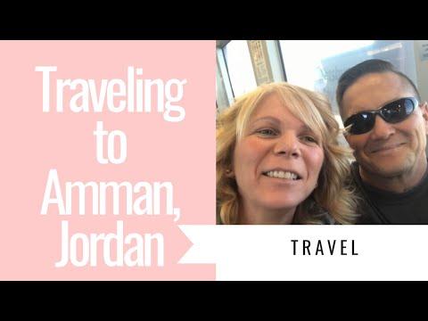 Traveling to Amman, Jordan