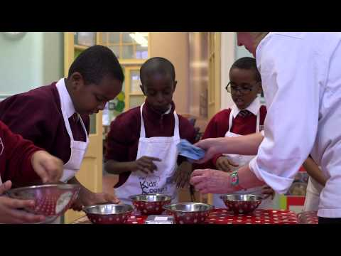 BRITA and The Kids' Cookery School
