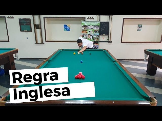 Snooker - Regra Inglesa